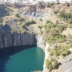 Panoramic view of the Big Hole