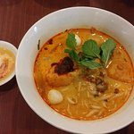 Delicious Penang Curry Mee