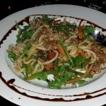 Black Rocks Beef Noodles ~ 10/10 the most delicious stir fry I have ever had