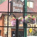 Pancake Pantry sign