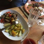 Kartofler og grøntsager