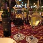 A little Vino