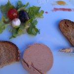 bloc de foie gras. Excellent !!!