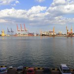Odessa Port.