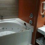 Imperial suite bath