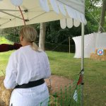 Archery point (that is me)