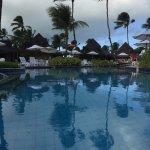 Disfrutar de la piscina todo el día con 3 niños pequeños, tiene diferentes profundidades, perfec