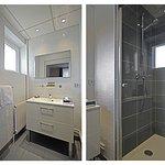 salle de bain chambre 21