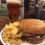 The Big Kahuna Burger on Burger Mondays