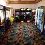 Arcade on site