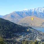 Queenstown and the mountains