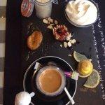 Café gourmand 6 excellents desserts