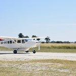 Shinde airstrip