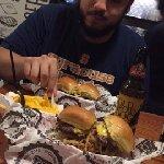 burgers & beer!