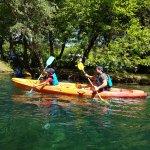 Descente de Sorgue en canoë-kayak.