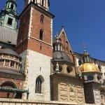 Wawel-Kathedrale Foto
