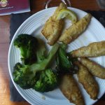 Pan fried in white wine sauce is great! Delicate not to rich in flavor