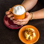 Coffee Happy Hour: 2-6 PM 1/2 price pastry with any coffee drink purchase