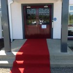 Our function entrance!!