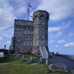 Where Marconi sent his trans Atlantic signal, thus Signal Hill