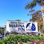 Our signage from Dana Point Harbor Drive.
