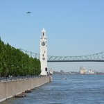 Old Port of Montreal Foto