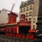Moulin Rouge Foto