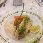 Au restaurant méditerranéen