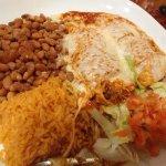 Enchiladas barbacoa