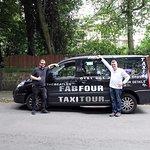 Photo de The Beatles Fab Four Taxi Tour