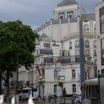 Brussels, Steigenberger - Outside view