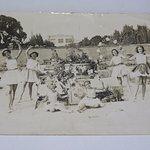 August 1939 Old Worlde Garden