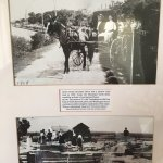 Historical pictures of the surrounding area in NSB.