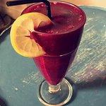 Beet & Berry smoothie 😎