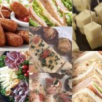 A snippet of the outside catering packages we provide to our lovely customers