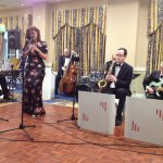 Jim Barry Quintet with Louise Cookman in the Woodland Suite