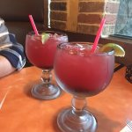 Huckleberry margarita!!