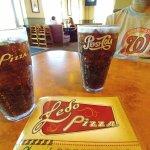 They serve Pepsi!