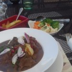 melt in the mouth mutton with vegetables