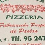 Foto de Restaurante Pizzeria la Pergola