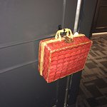 Breakfast basket - very nice touch