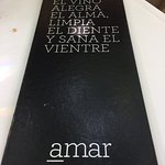 Photo of Restaurante Amar