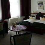 Zimmer Nr. 4 Bett