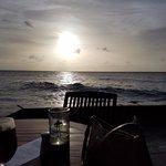Romantic Setting @ Sunset. Beautiful
