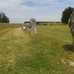 Some of the Avebury stones