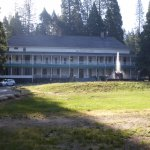 Big Trees - the main lodge building