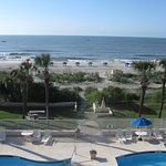 Foto de Econo Lodge Inn & Suites Beach