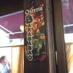 Pictures of logo and posters of Restaurant