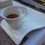 excellent service at breakfast. Perfect espresso!