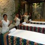 Masajes con amigos en la tropa Tomarrazon